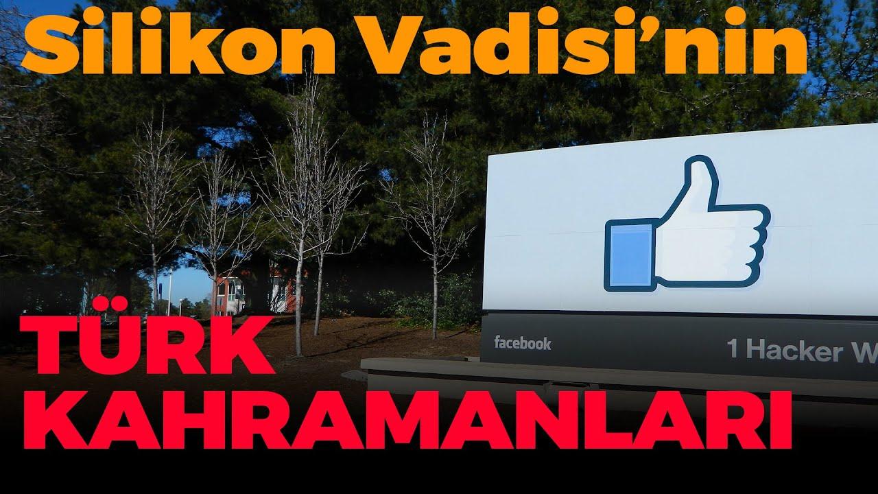 Silikon Vadisindeki 9 Türk Girişimci