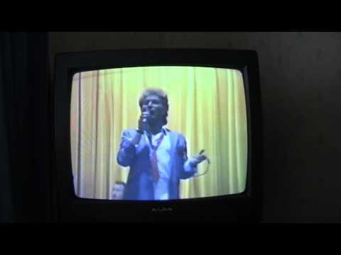 Tommy Bruce Aint Misbehavein' Dorking Halls 1987
