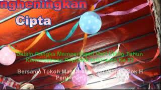 Lagu Kebangsaan Indonesia HUT RI Ke72 Blok H Perum Griya Yasa