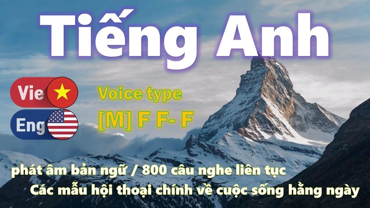 Học tiếng Anh – [28] Học khi bạn đang làm việc, Bài Ôn tập 800