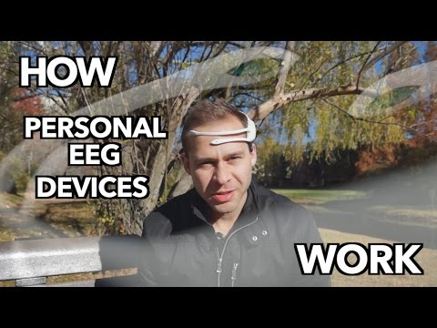 How Personal EEG Devices work (Emotiv, Muse, Neurosky)