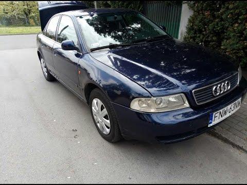 Еду покупать Audi A4 B5 в Польше