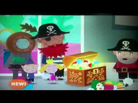 Ben and Holly's Little Kingdom - Pirate Treasure