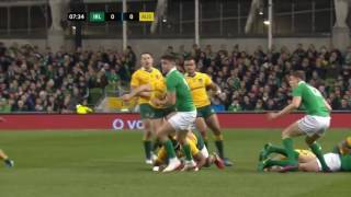 Rugby union 2016 Ireland vs Australia   Autumn international