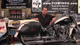 Harley Davidson Maintenance Tips: Touring Motorcycles - Winter Storage