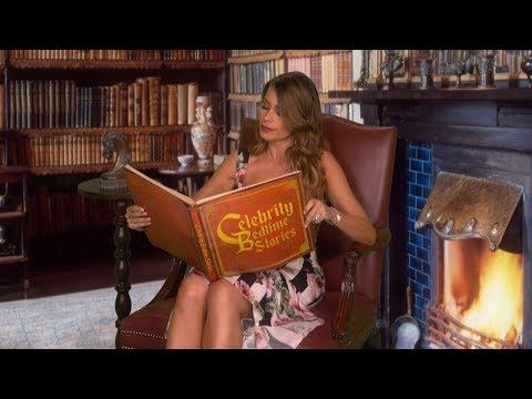 Sofia Vergara Reads a Bedtime Story