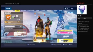Mis pieles fortnite