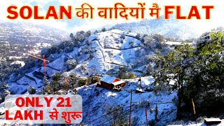 3bhk Flat at Himachal Pradesh in Affordable Range with Club House Part-1   Chester Hills  