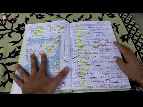 World Geography and international current affairs notes | prelims 2018|