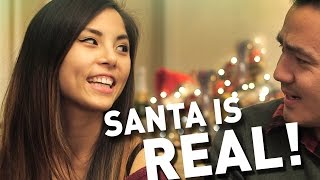 SANTA IS REAL! ft Anna Akana