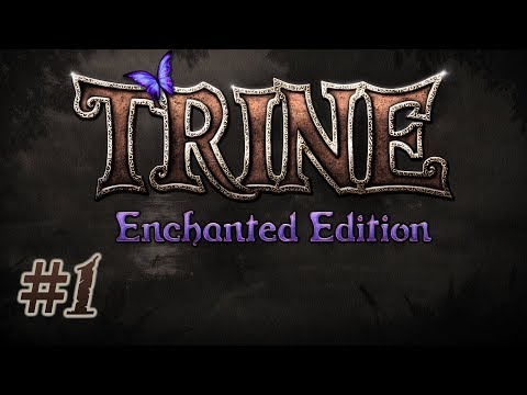 Lets play Trine Enchanted edition part 1  