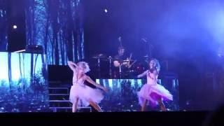 Lindsey Stirling Live 9-24-16 - Bonney Field - Sacramento - LOST GIRLS