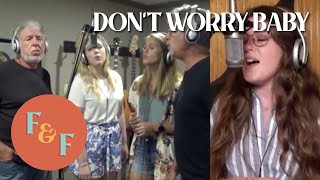 Don't Worry Baby by The Beach Boys (Cover)  Foxes and Fossils
