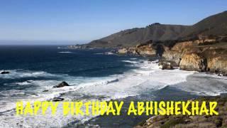 Abhishekhar   Beaches Playas - Happy Birthday