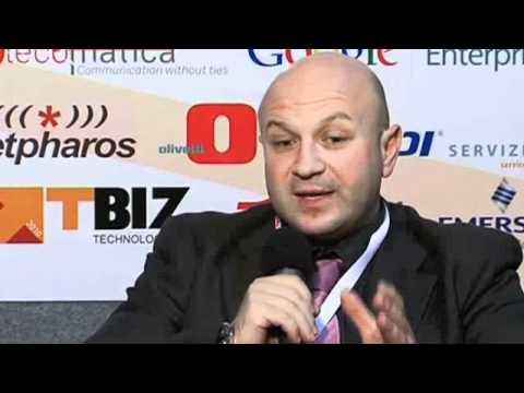 TBIZ 2010 - NT TEAM. Giuseppe Lo Conte