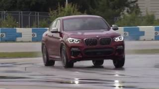 New BMW X4 - Drifting and Track Time
