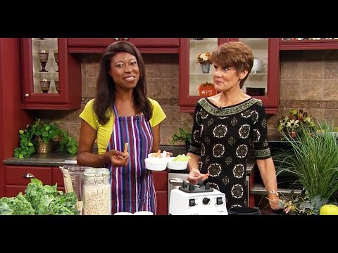 """""""How to encourage kids to eat vegetables""""  - Live Healthy with Bev-Edwards Haines"""