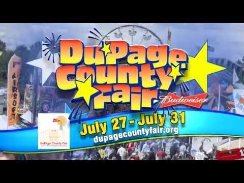 DuPage County Fair 2016 - Wheaton, IL