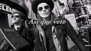 Get out while you can - James Bay (Español)
