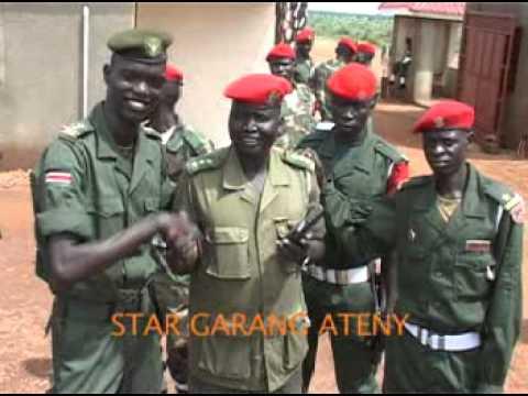 Garang Ateny SPLM/A