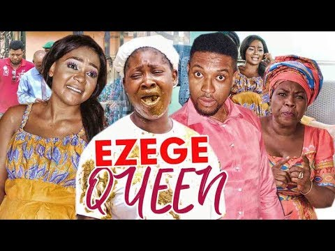 EZEGE QUEEN 1 (MERCY JOHNSON) - LATEST 2017 NIGERIAN NOLLYWOOD MOVIES thumbnail