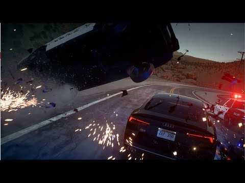 I FOUGHT THE LAW AND THE...LAW LOST!   Need for Speed: Payback