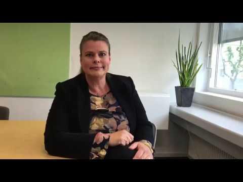 Anne, VP, People & Organization, Novozymes, fortæller om AOM