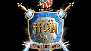 HoNTour Thailand 2015 Winter Season - Cycle 1 R3