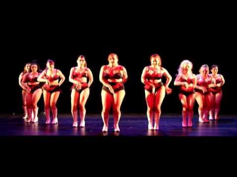 Femme Diagrams- Lunacy Cabaret -June 11th, 2016- Part2