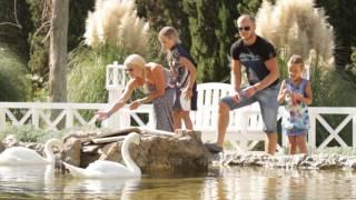 Семейный отдых в Крыму, парк-отель Porto Mare.(Почему Гости выбирают нас? ✓ Комфортное размещение в номерах и апартаментах — 158 номеров, от