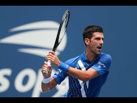 Novak Djokovic vs Kyle Edmund | US Open 2020 Round 2