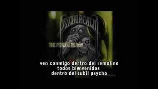 Psyclones - The Psycho Realm (subtitulado en castellano)
