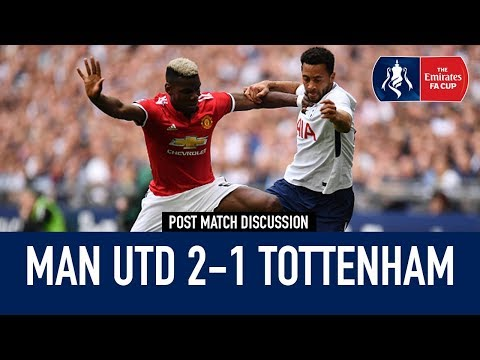 Leaders a dying breed in football? | Man Utd 2-1 Tottenham | Astro SuperSport