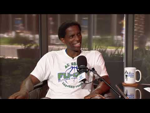 NBA Iron Man A.C. Green Weighs In on Teams Resting Players | The Rich Eisen Show | 7/18/17