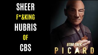 Star Trek Is In CHAOS Picard Lost Half Its Viewers BOMBED