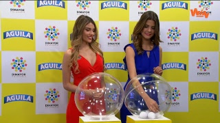 Sorteo de los cuadrangulares del Torneo Aguila 2018