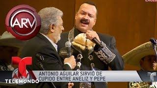 Ella es la mujer detrás del éxito de Pepe Aguilar | Al Rojo Vivo | Telemundo
