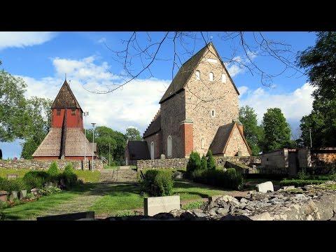 """Vlog ze Szwecji: wizyta w Gamla Uppsala śladami bohaterów serialu """"Vikings"""""""