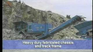 Video still for Terex Pegson Premiertrak