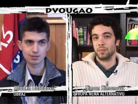 DVOUGAO 055  Mladen Obradović - Simon Simonović  (feb. 2008)