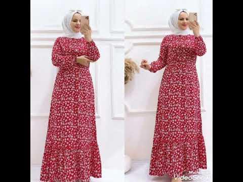 Мусульманские платья 2020