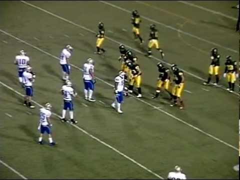 Golden West College Football vs. Alan Hancock College Part 2 9-15-12