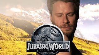 Jurassic World 2 Trailer but all dinosaurs are Seth Rogen laughing