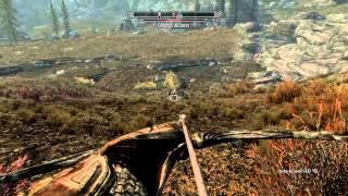 Skyrim Legendary Edition Gameplay PC (1080p HD) - P8. Viaje hasta Morthal