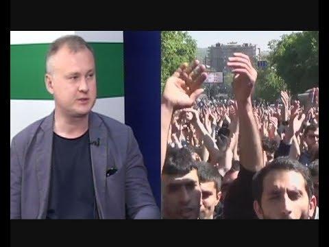 Армяне Франции и протесты в Ереване. Мнения. По теме с 5 минуты