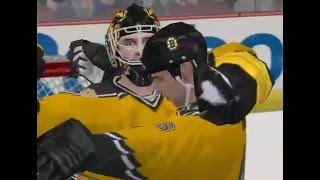NHL 09 PC Gameplay / Musical tribute to NHL 2000