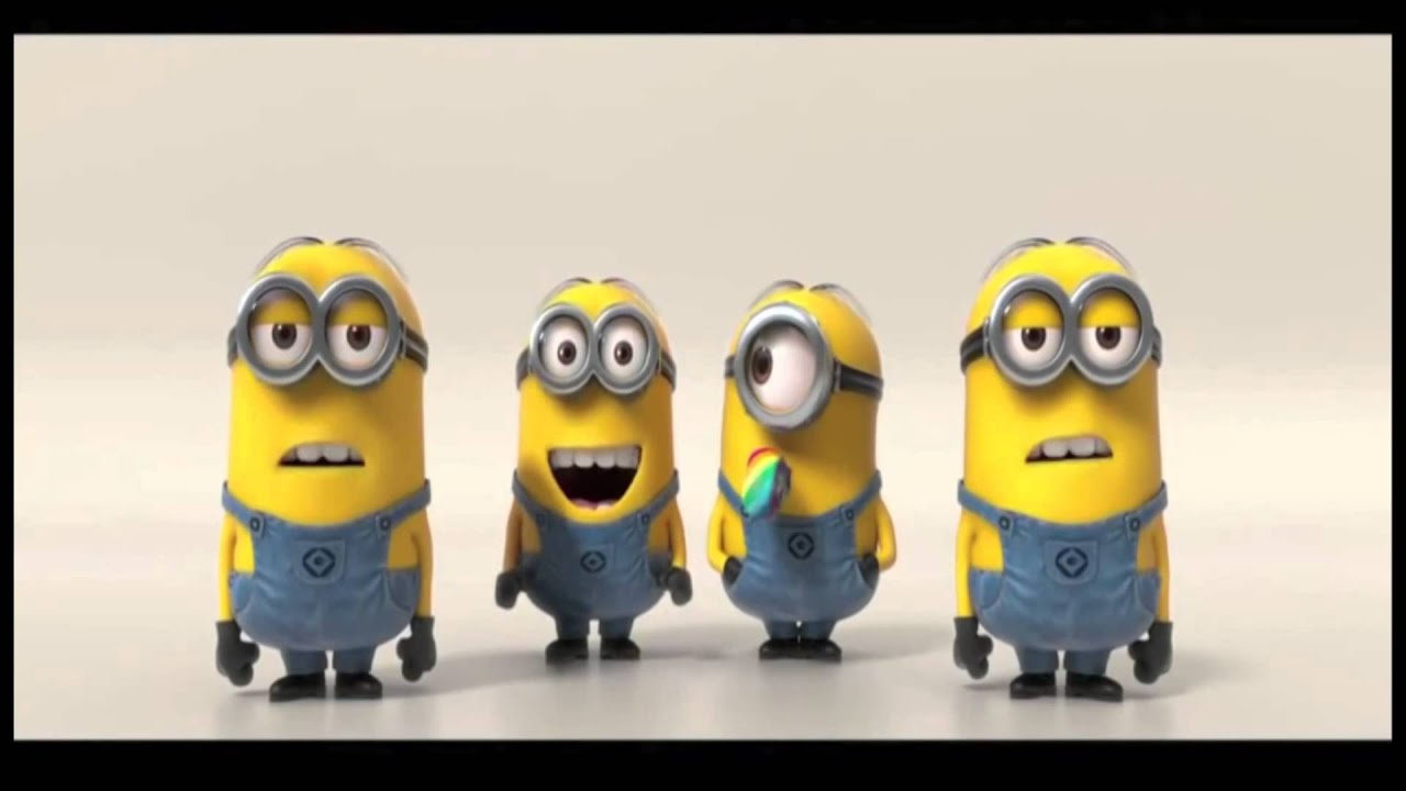 minion boldog születésnapot Feeling Együttes & The Minions   Boldog Szülinapot Dóri   YouTube minion boldog születésnapot