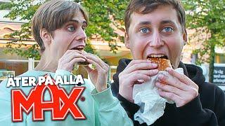 Äter På Alla Max I Stockholm