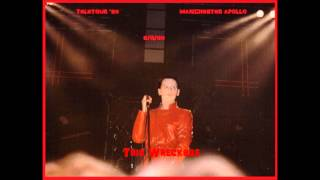 Gary Numan - This Wreckage Teletour 80 Manchester Apollo 8/9/80