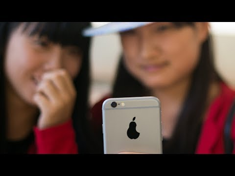 5 Chinese iPhone Knockoffs | China Uncensored